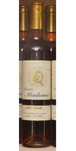 Tirecul-la-Gravière Cuvée Madame. Monbazillac. 12.5% 1996 - (500ml) - French Dessert Wines - French Wines - Wines - M&M Personal Vintners Ltd
