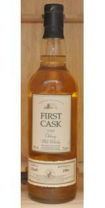 Highland Park - First Cask 1986 - Orkney - 21 year old 46% vol - Whiskey - M&M Personal Vintners Ltd