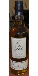 Bowmore - First Cask 1982 - Isaly - 22 year old 46% vol - Whiskey - M&M Personal Vintners Ltd