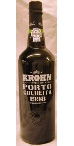 Krohn Colheita 2001 Was - Port Wines - Port & Sherry - M&M Personal Vintners Ltd