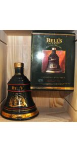 Bell's - Ceramic bell decanter - Blend - Christmas 1994 - 700 ml - 40% vol - Whiskey - M&M Personal Vintners Ltd