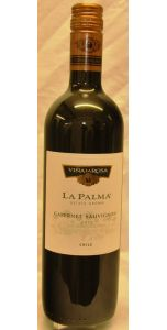 La Palma Vina la Rosa Cabernet Sauvignon - Cachapaol Valley - 2014 - Red Wines - Chilean Wines - Wines - M&M Personal Vintners Ltd