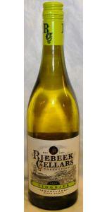 Riebeek Cellars - Viognier - 2015 - White Wines - South African Wines - Wines - M&M Personal Vintners Ltd
