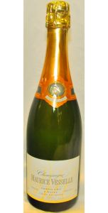 Maurice Vesselle - Grand Cru Brut Demi-Sec Champagne NV - Champagne & Sparkling Wines - M&M Personal Vintners Ltd