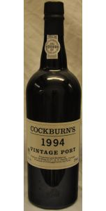 Cockburn's Vintage Port - 1994 - Port Wines - Port & Sherry - M&M Personal Vintners Ltd