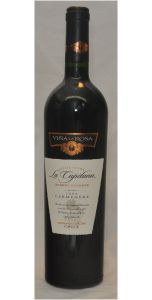 La Capitana Vina la Rosa Reserva Carmenere - Cachapaol valley - 2013 - Red Wines - Chilean Wines - Wines - M&M Personal Vintners Ltd
