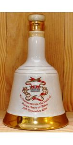Bell's - Ceramic Decanter - Prince Henry - 500ml - 40% vol - Whiskey - M&M Personal Vintners Ltd