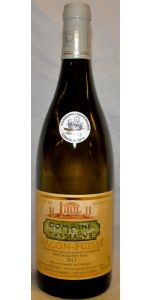 Mâcon-Fuissé - A/C Cuvee Fussiacus - 2015 - White Wines - Burgundy Wines - French Wines - Wines - M&M Personal Vintners Ltd