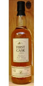 Inchmurrin - First Cask 1974 - Highland - 28 year old 46% vol - Whiskey - M&M Personal Vintners Ltd