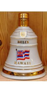 Bell's - Ceramic bell decanter - Blend - Hawaii - 12 year old - 750 ml - 43% vol - Whiskey - M&M Personal Vintners Ltd