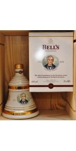 Bell's - Ceramic bell decanter - Blend - Alexander Fleming 2003 - 700 ml - 40% vol - Whiskey - M&M Personal Vintners Ltd