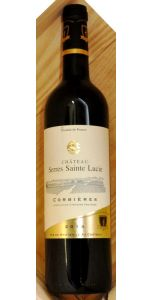 Chateau Serres - Sainte Lucie Cuveé Marguise - Corbières (Languedoc) 2015 - Red Wines - South West (Soft Fruity) Wines - French Wines - Wines - M&M Personal Vintners Ltd