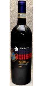 Cinelli - Prime Donne - Brunello di Montalcino - Tuscany - 2010 - Red Wines - Italian Wines - Wines - M&M Personal Vintners Ltd