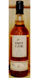 Benriach - First Cask 1976 - Speyside - 27 year old 46% vol - Whiskey - M&M Personal Vintners Ltd