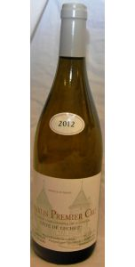 "Chablis 1er Cru ""Lechet"" - AOC Chablis 1er Cru, Tremblay - 2014 - White Wines - Burgundy Wines - French Wines - Wines - M&M Personal Vintners Ltd"