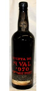 Quinta do Noval - Vintage Port - 1970 - Port Wines - Port & Sherry - M&M Personal Vintners Ltd