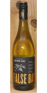 False Bay Sauvignon Blanc - Western Cape - 2016 - White Wines - South African Wines - Wines - M&M Personal Vintners Ltd