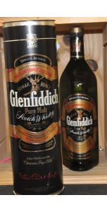 Glenfiddich - Pure Malt - 1000ml - 40% vol - Whiskey - M&M Personal Vintners Ltd