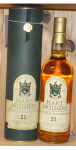 Hart Brothers - 21 year old - Glen Mhor - 700ml - 43% vol