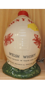 Swn Y Mor - Welsh whisky - 500 ml - 40% vol