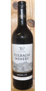 Tulbagh Winery - Merlot - Coastal Region - 2015 - Red Wines - South African Wines - Wines - M&M Personal Vintners Ltd