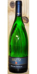 Ernst Bretz Bechtolshiemer Petersburg - Müller-Thurgau QBA 1 Litre Bottle - 2014 - Bretz Wines - Rheinhessen Wines - German Wines - Wines - M&M Personal Vintners Ltd