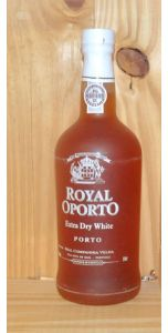 Royal Oporto - Extra Dry White Port - Port Wines - Port & Sherry - M&M Personal Vintners Ltd