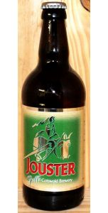 Jouster - 4.0% ABV - 50cl - British Beers - Beer - M&M Personal Vintners Ltd