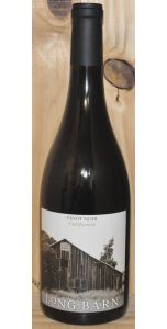 Long Barn - Pinot Noir - CA, Napa Va. - 2015 NEW LINE - Red Wines - American Wines - Wines - M&M Personal Vintners Ltd