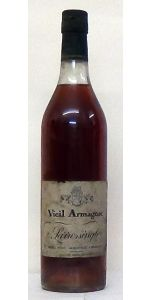 1970s Vieil Armagnac Larressingle This dessert-worthy pour opens with concentrated, sweet caramel on nose and palate. The first sips double down with palate-coating crème brûlée, edged with espresso and baking spice, leading to a long, gentle, custard fade. - Armagnac Spirits - Spirits & Liqueurs - M&M Personal Vintners Ltd