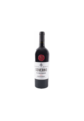 Governo All'uso - Angelo Borrani - Tuscany IGT - 2014 - Red Wines - Italian Wines - Wines - M&M Personal Vintners Ltd