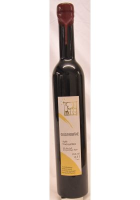 Gold Parmäne Apple Schnapps 25% (50cl) - Liqueurs - Spirits - M&M Personal Vintners Ltd