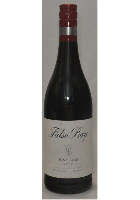 False Bay Pinotage - Western Cape - 2014 - Red Wines - South African Wines - Wines - M&M Personal Vintners Ltd