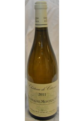 Chassagne-Montrachet - Chateau de Citeaux, Philippe Bouzereau. 2014. - White Wines - Burgundy Wines - French Wines - Wines - M&M Personal Vintners Ltd