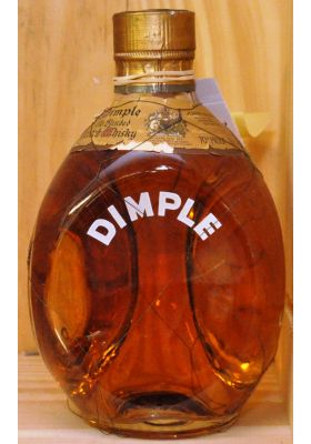 Haig - Dimple - Deluxe Blend - 13 1/3 fl oz - 70° proof - Whiskey - M&M Personal Vintners Ltd