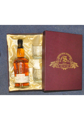 Signatory - 10 year old - Linkwood - Signatory Anniversary - 700ml - 43% vol