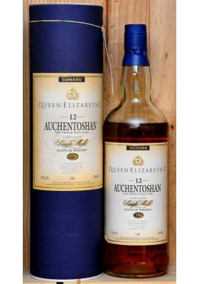 Auchentoshan - Cunard - 12 year old - 1000ml - 43% vol - Whiskey - M&M Personal Vintners Ltd
