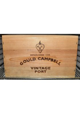 Gould Campbell - Vintage Port 2007 - Port Wines - Port & Sherry - M&M Personal Vintners Ltd