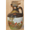 Rutherford's - Hunting with dogs scene -  Ceramic Decanter - 750ml - 40% vol